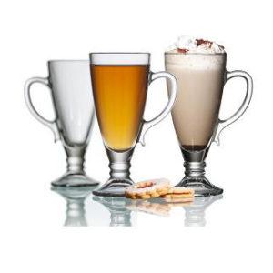 Kávés, lattés, frappés, jegeskávés poharak