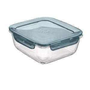 Üveg ételtároló dobozok