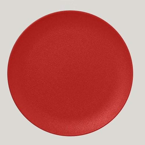 NEO FUSION Tányér 15cm RED